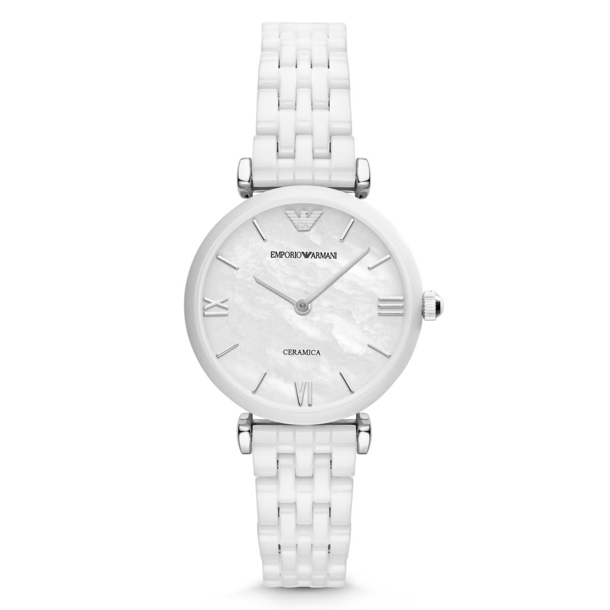 ароматы: часы армани женские керамика белые стоит