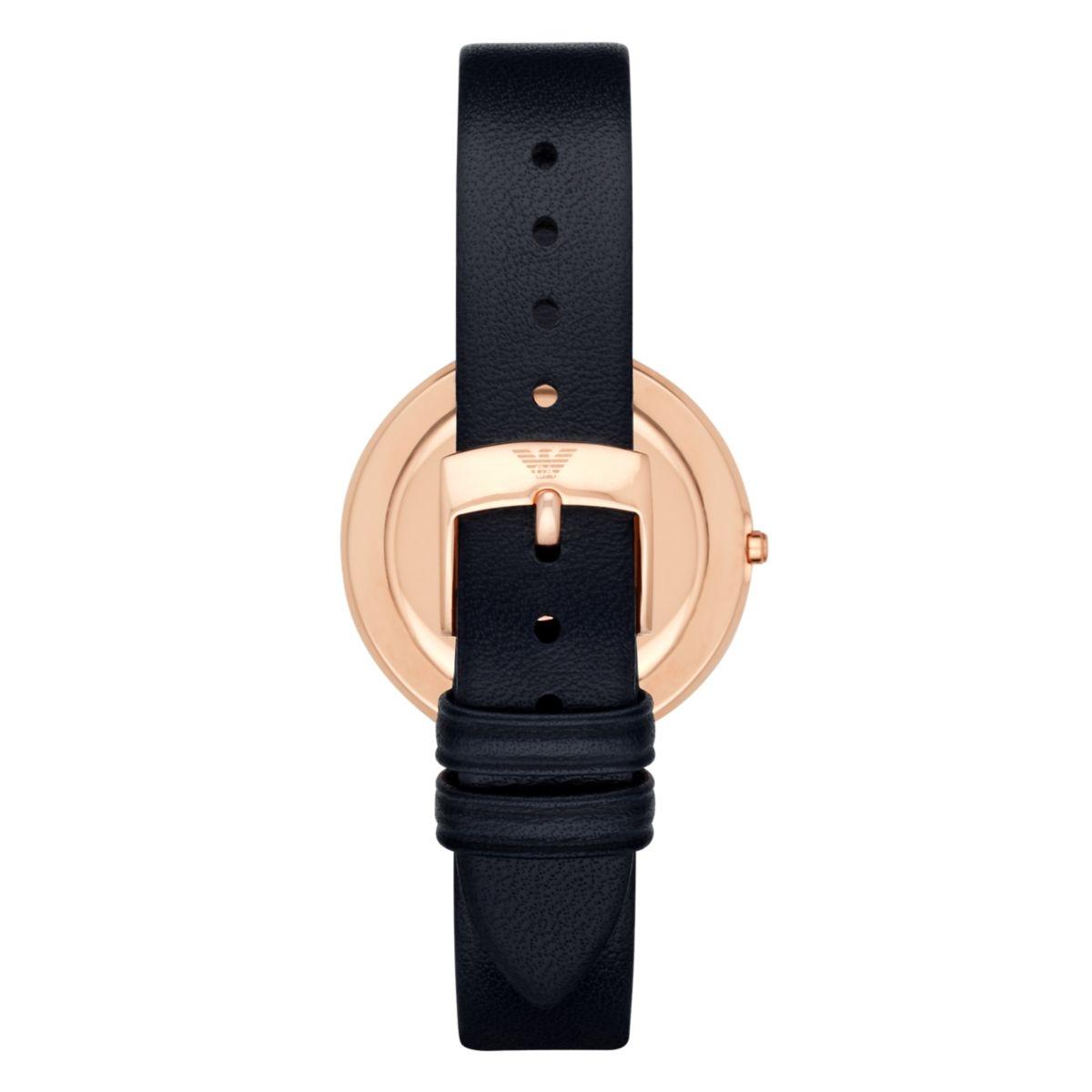 Женские часы Emporio Armani AR7434 Мужские часы Armand Nicolet A714AGN-GR-MA4710GN