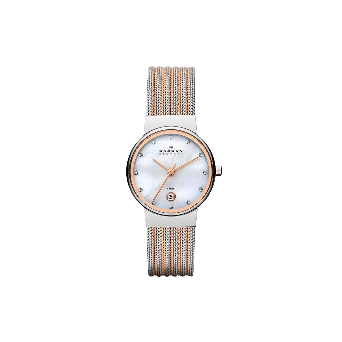 Часы Skagen 355SSRS Часы Seiko SSC611P1